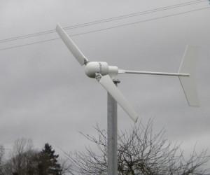 éolienne bipale V1